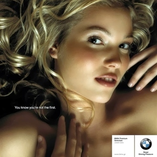 BMW'nin Yaratıcı Reklamları