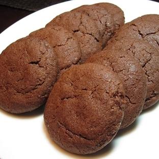Brownie Kurabiye - Islak Çikolatalı Kurabiye