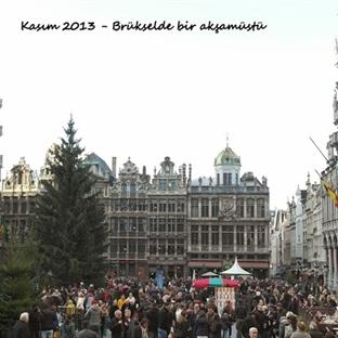 Brüksel'de Bir Akşamüstü
