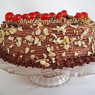Çikolatalı Pasta ( MutfakveTatlar)