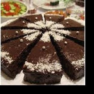 Çikolatalı Yaş Kek