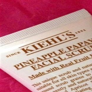 Cildinizi Arındırın- Kiehl's Peeling