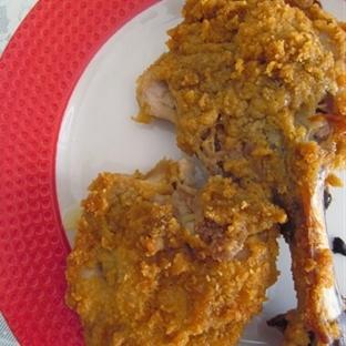 Cipsli Tavuk - Mis Gibi Kıtır Kıtır