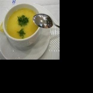 Çorbayı yemekten sonra için