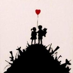 Duvar Gerillası Banksy