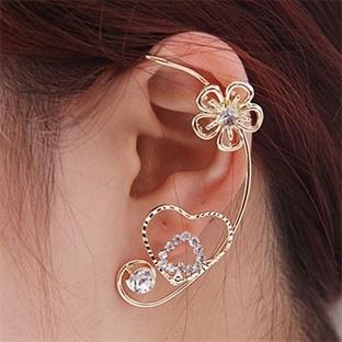 Ear Cuff Küpe Modası