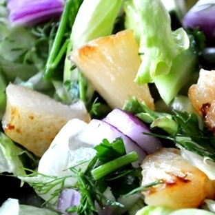 Gazpacho Salatası Tarifi
