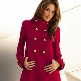 Kaban Modelleri (Kırmızı- Bordo)