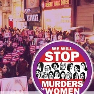 Kadın Cinayetlerine Dur Demek İçin Bir İmza Ver
