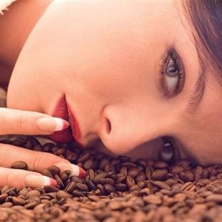 Kahve Telvesiyle Güzelleşin