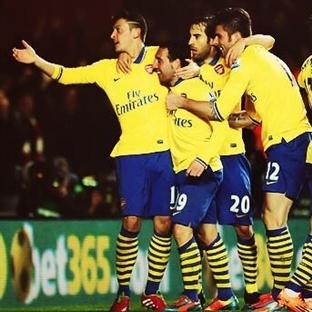 Kazanılmış Puan: Southampton 2-2 Arsenal