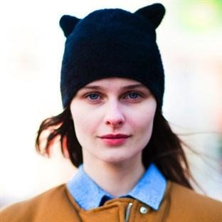 Kulaklı Şapka Modası!