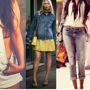 İlkbahar/ Yaz 2014 Sezonu Jean Trendleri
