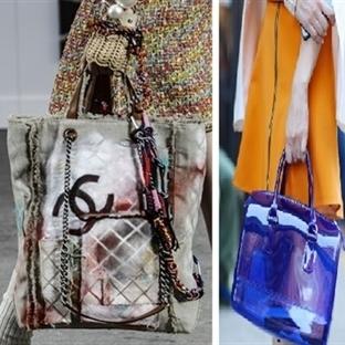 İlkbahar/ Yaz 2014 Çanta Trendleri
