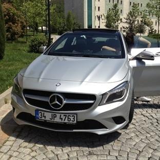Mercedes-Benz CLA 200 Amg Testi