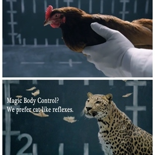 Mercedes-benz İle Jaguar'ın Tavuklu Reklam Savaşı