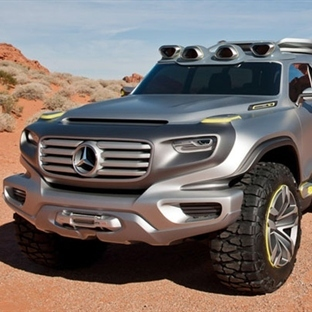 Mercedes'in Ener-G-Force konsepti