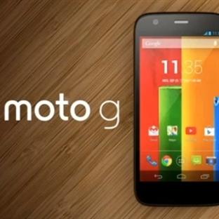 Motorola Moto G Türkiye'de satışa çıktı. Fiyatı