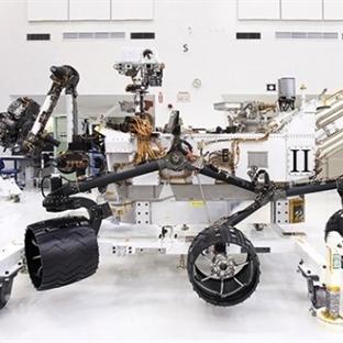 NASA 2030′da Mars'a insan gönderecek