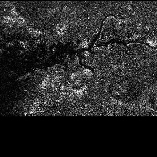NASA başka bir dünyada bulunan ilk nehri keşfetti