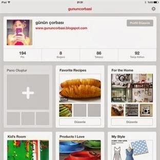 Pinterest'i nasıl bilirsiniz?