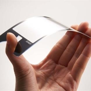 Plastik ekranlar nihayet camın yerini alabilir