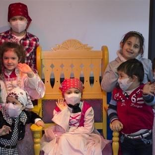 Playdate Turkey & Kids Nook Lösev Etkinliği