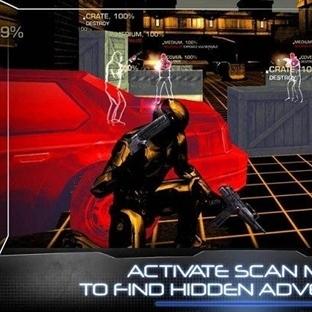 RoboCop Android Platformu için Sunuldu