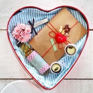 Sevgililer Gününe Özel Aşk Kutusu
