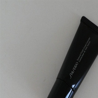 Shiseido Natural Finish Cream Concealer