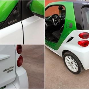 Smart Fotwo Electric Drive Testi