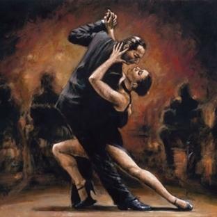 Tango tutkusu...