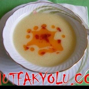 Terbiyeli Patates Çorba