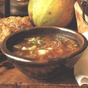Tereyağlı Badem Çorbası