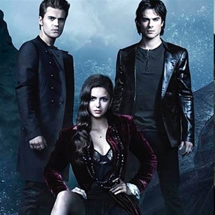 THE VAMPIRE DIARIES VE THE ORIGINALS'TAN WEBCLIP