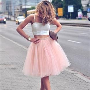 Trend: Tulle Skirt