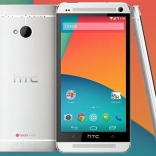 Türkiye HTC One için Android 4.4 KitKat güncelleme