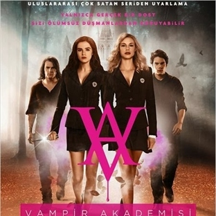 Vampir Akademisi (2014)