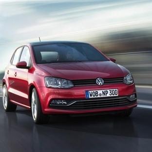 VW Polo Makyajlandı!