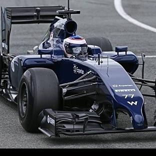 Williams FW36'nın Örtüsünü Kaldırdı