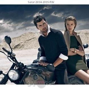 2014-2015 Sonbahar Kış Reklamları ile Sarar Giyim