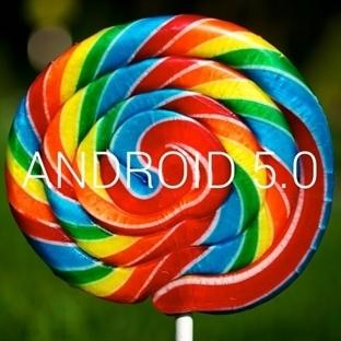 Android 5.0 Lollipop Resmileşti.