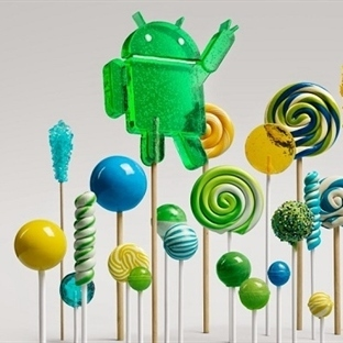 Android 5.0 Lollipop Tam 10 Yeni Özellik Taşıyor