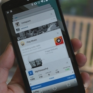 Android L Çoklu İşlem