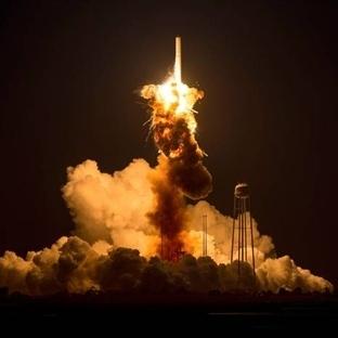Antares Roketinin İnfilakına İlişkin Açıklama