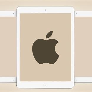 Apple'dan Altın Renkli iPad Geliyor