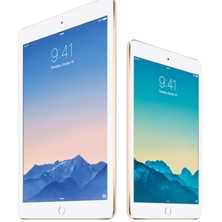 Apple'dan iPad Air 2, iPad mini 3 ve Retina iMac