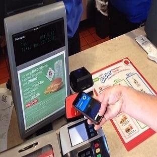 Apple Pay ile Yapılan İlk Alışveriş !