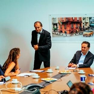 Ayhan Sicimoğlu Toplantı Baskını Yaparsa!