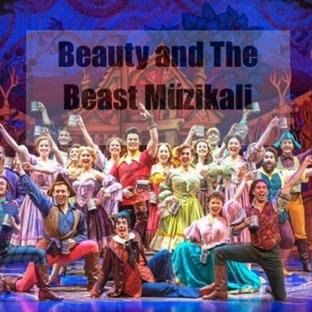 Beauty and The Beast Müzikali [8 – 26 EKIM]